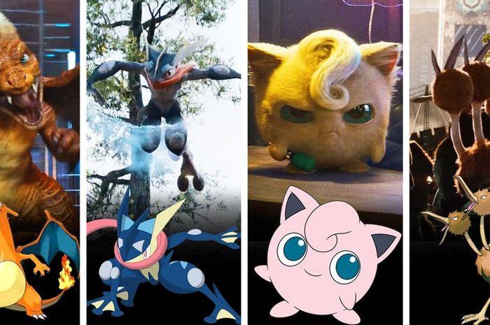 Pokemon-Pokemon yang Muncul dalam Trailer Film Detective Pikachu