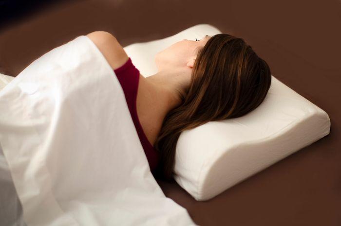 Bantal untuk tidur sehat