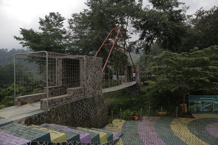 Wisata sambil belajar di Geopark Nanggung, Kabupaten Bogor