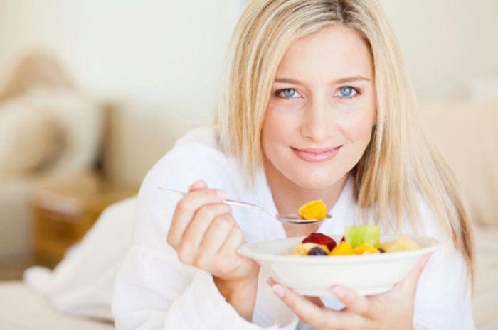 Sumber protein untuk sarapan yang bisa kurangi berat badan