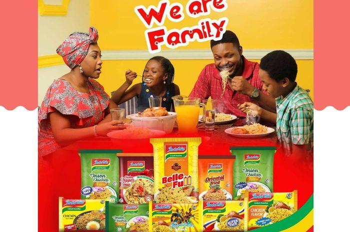 5 Rasa Indomie Nigeria