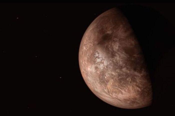 Planet Bintang Barnard B, planet baru berukuran tiga kali lebih besar daripada Bumi