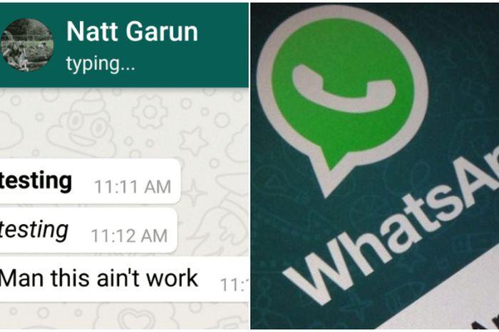 Tips Wa Cara Agar Whatsapp Tidak Terlihat Sedang Mengetik