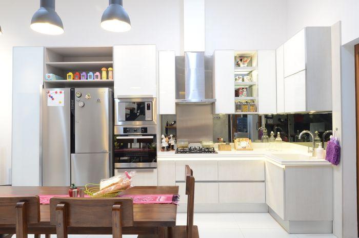 Ide renovasi dapur sesuai dengan budget