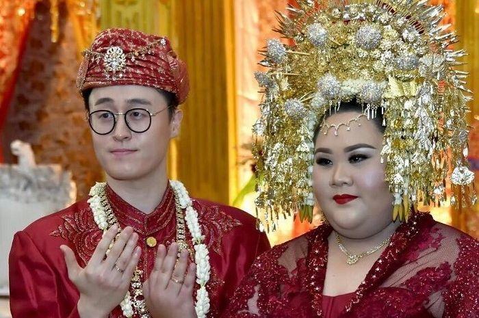 Vera Nanda Putri, wanita Minang yang dinikahi pria Korea Selatan ungkap dirinya masih sering dibully hingga sekarang