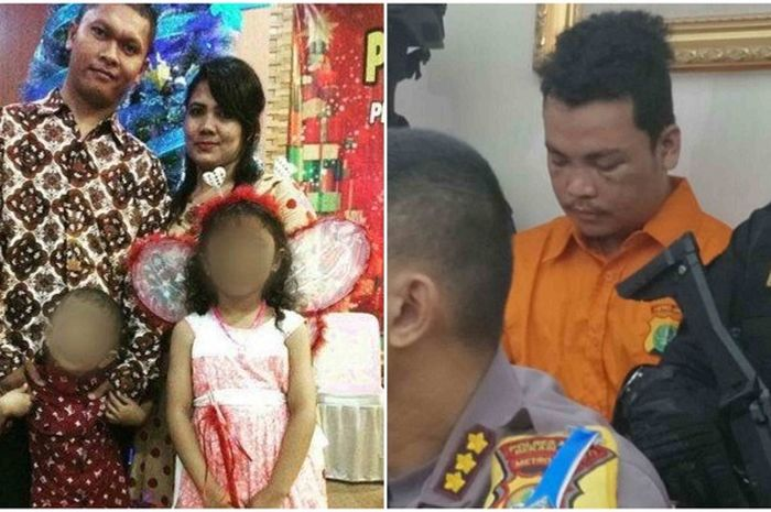 Ternyata motif pembunuhan satu keluarga di Bekasi karena sakit hati