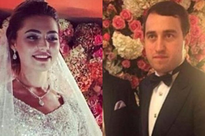 Pernikahan extravaganza konglomerat Rusia habiskan dana Rp 13 triliun