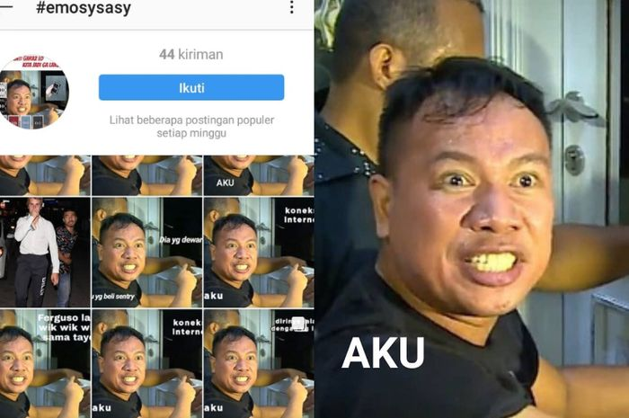 Meme Vicky Prasetyo