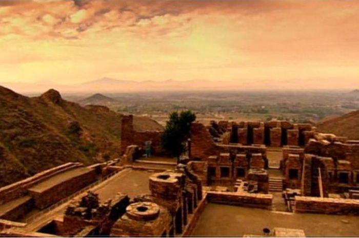 Kota Harappa di Lembah Sungai Indus