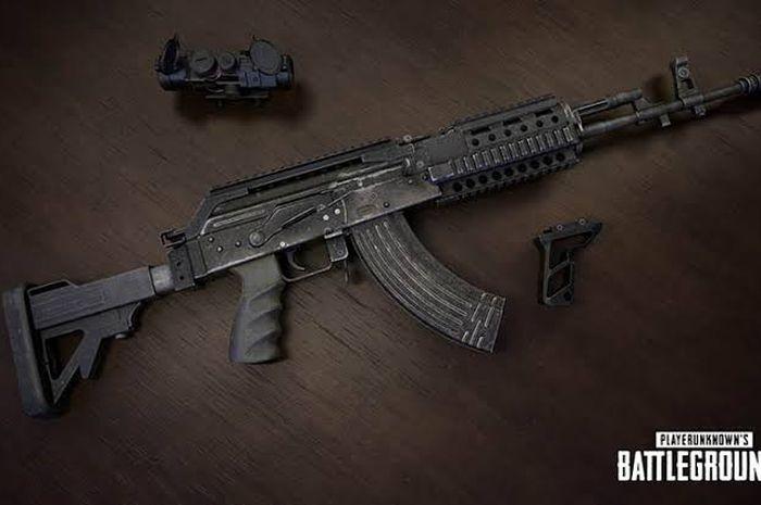 Beryl M762 PUBG