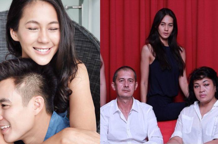 Potret Eddy Verhoeven Ayah Paula Dibilang Tampan Kembar Sang Anak