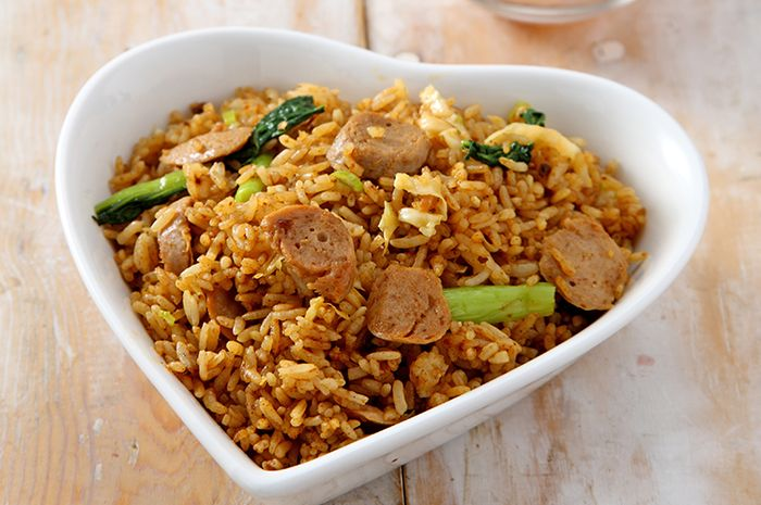 Resep Membuat Nasi Goreng Rendang
