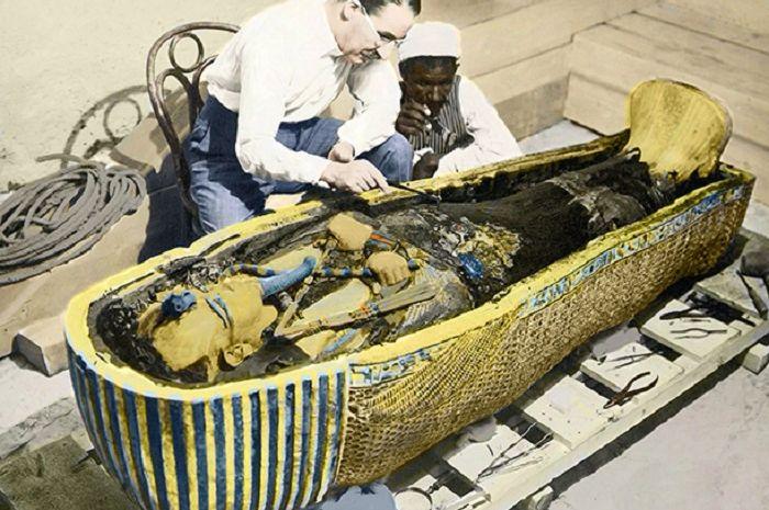 Firaun Paling Terkenal Tutankhamun