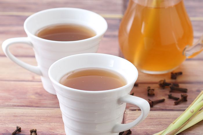 Resep Membuat Lemon Tea Berempah