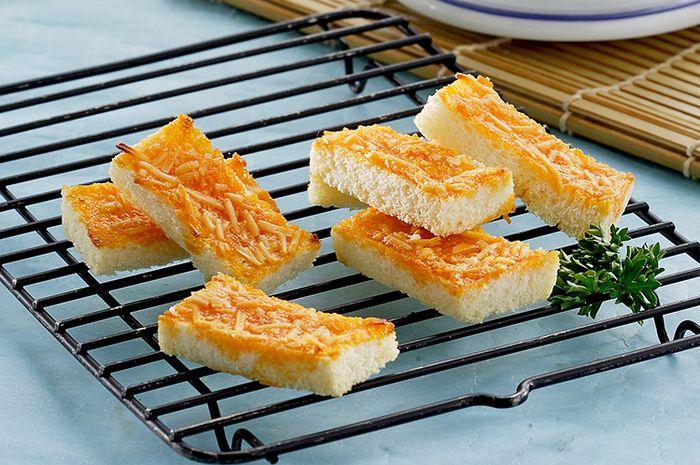 Resep Membuat Roti Panggang Saus Mayones