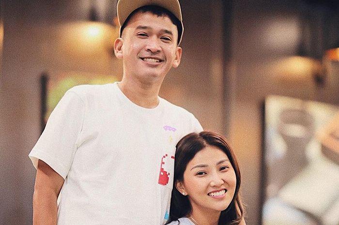 Ruben Onsu dan Sarwendah Tan.