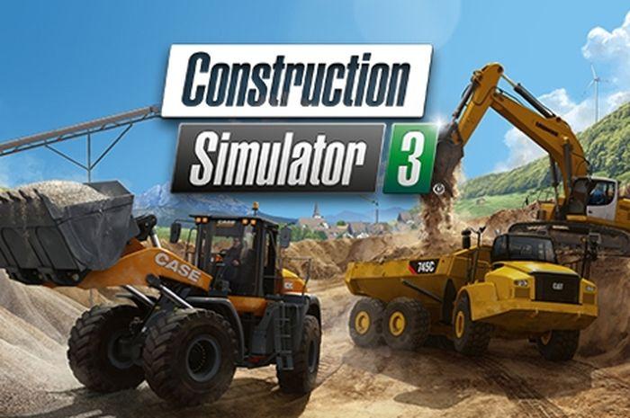 Construction Simulator 3 Siap Untuk Meluncur ke App Store Tahun Depan