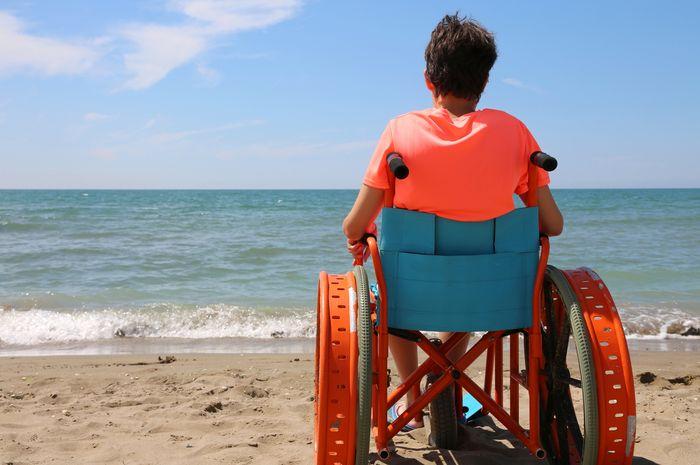 Ilustrasi penderita ALS