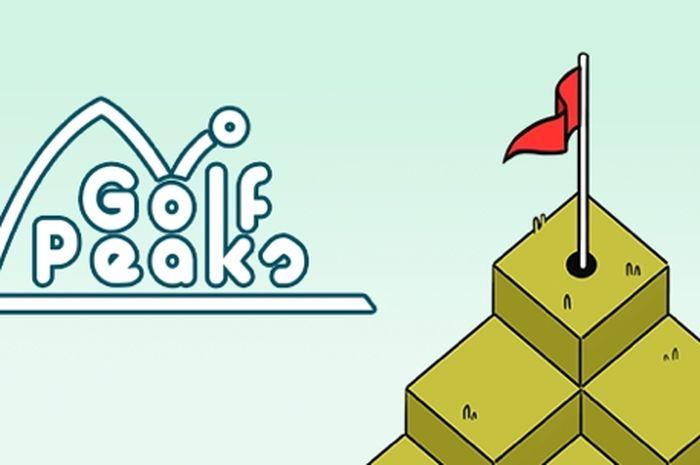 Review Golf Peaks, Bermain Puzzle, Kartu, & Berhitung di Dalam Sebuah Game Golf