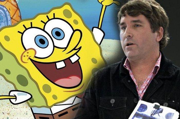 Stephen Hillenburg, pencipta karakter SpongeBob SquarePants, meninggal dunia karena ALS