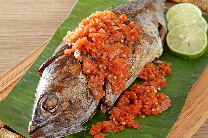 Resep Ikan Bakar Manokwari, Cuma dengan 4 Bahan Saja, Hidangan ...