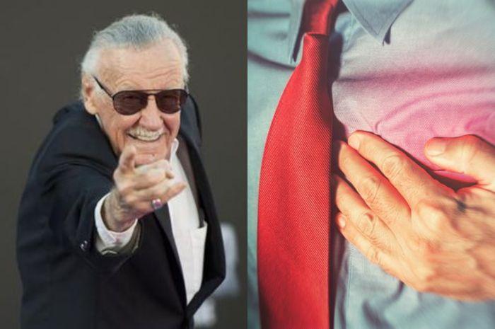 Stan Lee meninggal karena serangan jantung