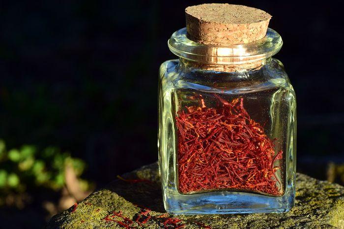 Rempah-rempah saffron