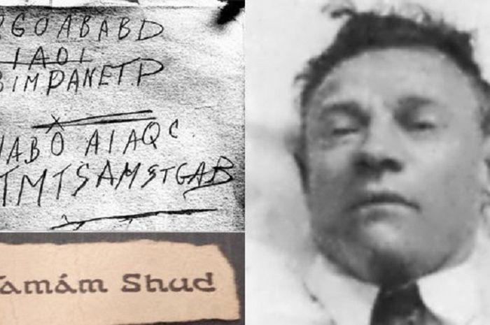 Kasus 'Tamam Shud' yang misterius