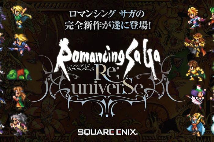 'Romancing SaGa Re- Universe' Siap Dirilis Minggu Depan Untuk iOS dan Android