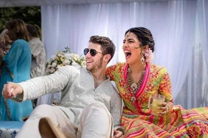 Pernikahan Priyanka Chopra dan Nick Jonas