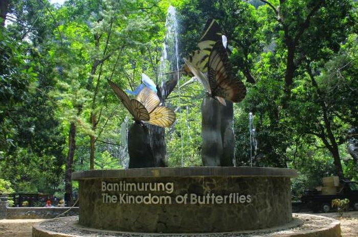 Taman Nasional Bantimurung.