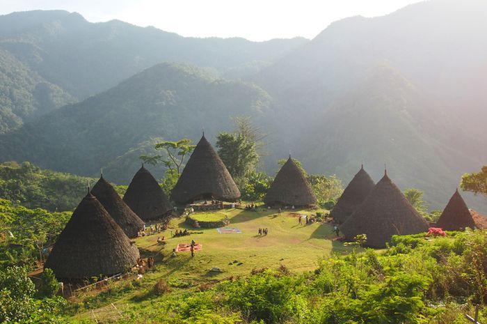 Desa Wae Rebo.