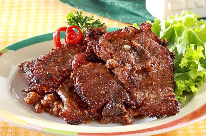 Resep Masak Dendeng Daging