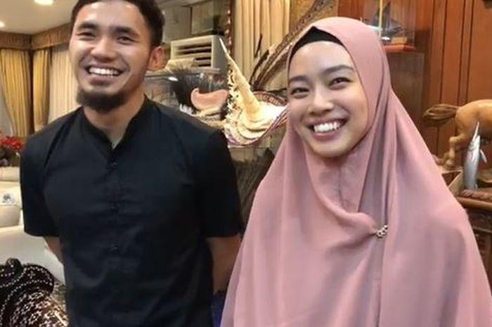 Lindswell Kwok dan Achmad Hulaefi Tetap Lakukan Foto Prewedding