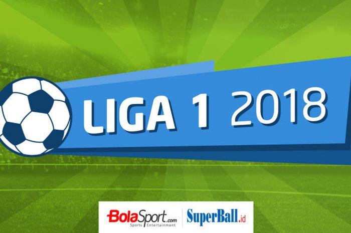 keberadaan trofi Liga 1 2018 masih tanda tanya