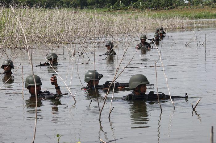 5 Fakta Pasukan Khusus Raider Kostrad, Pemburu Kelompok Separatis Egianus Kogoya di Papua