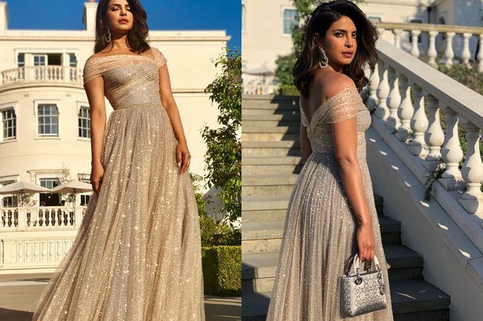 5 Gaya Busana Priyanka Chopra yang Paling Elegan, Favoritmu yang Mana?