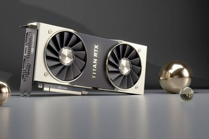 NVIDIA Titan RTX, Graphics Card Monster Berharga Rp 36 Juta