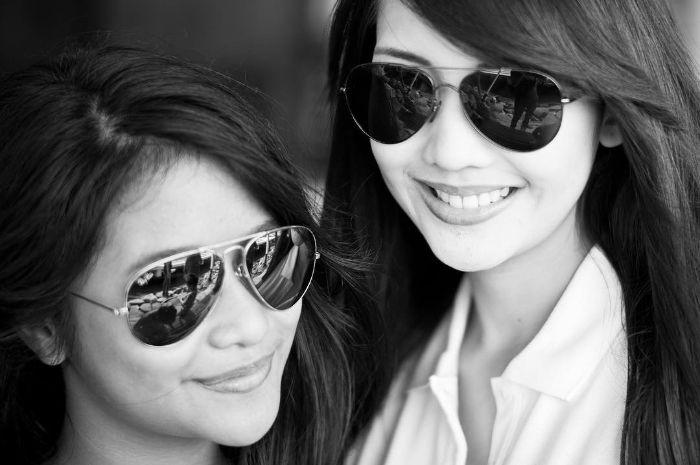 Siti Adira Kania dan Ririn Dwi Ariyanti