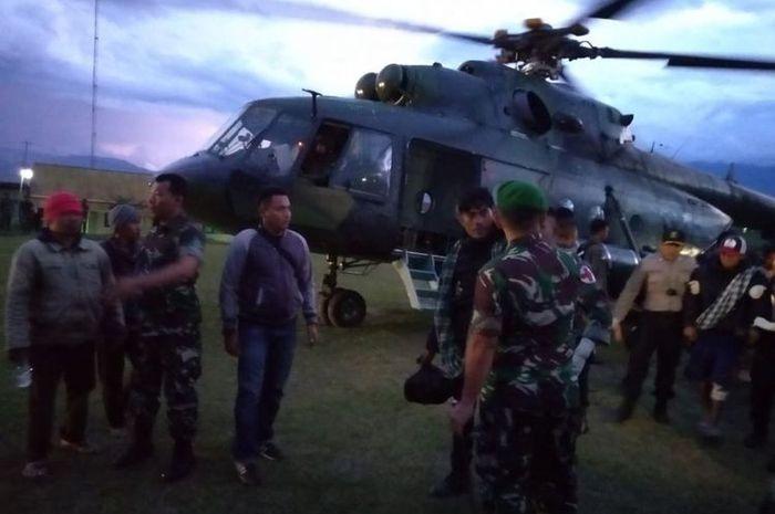 Kisah Perjuangan Pasukan TNI Taklukkan Puncak Kabo untuk Evakuasi Korban Keganasan KKB, Harus Lewati