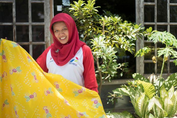 Inspirasi Bisnis Lewat Kisah Sukses Pancasunu Puspitosari Bangun Batik Pratiwi Krajan