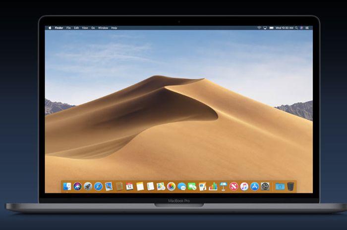 Apple Rilis Update macOS Mojave 10.14.2