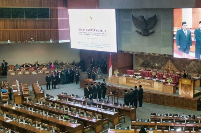 Ruang Rapat DPR