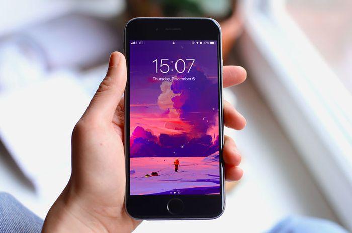 Download 1000 Wallpaper Cantik Iphone 5 HD Paling Keren