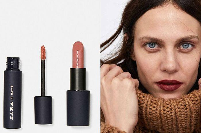 Zara Ultimatte Lipstick
