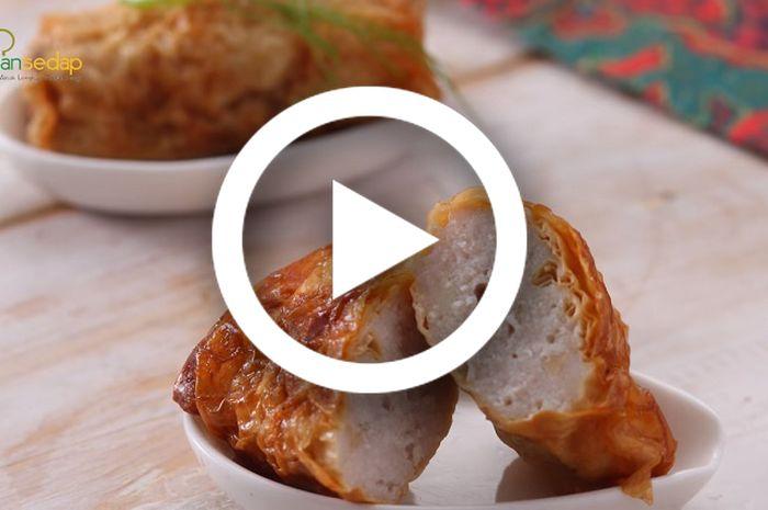 Resep Lumpia Kulit Ikan Ayam