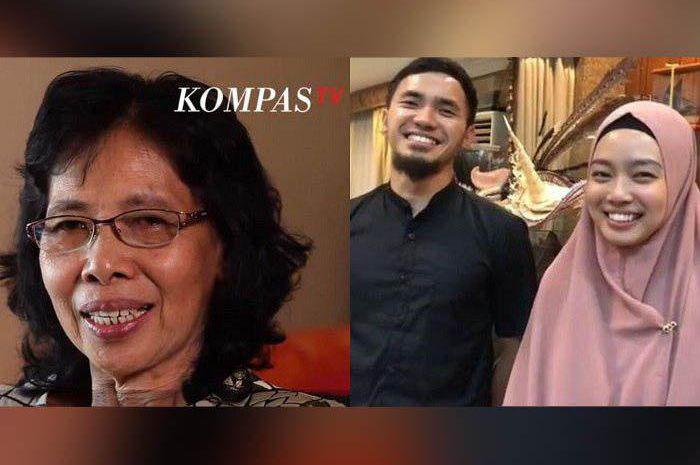 Kolase Ibu Lindswell Kwok, Nuraini bersama Lindswell Kwok dan Achmad Hulaefi.