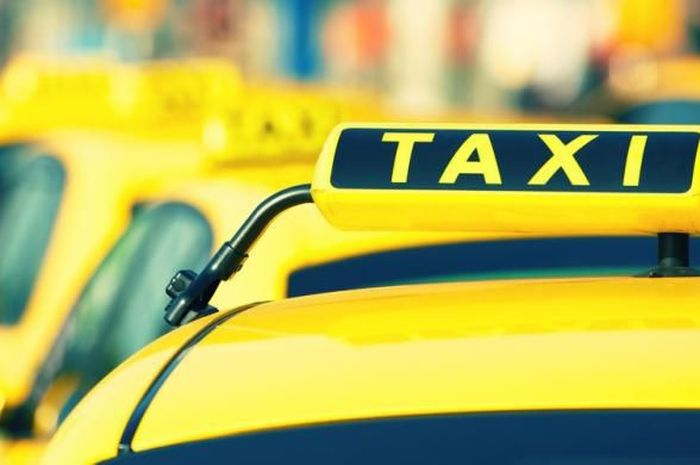 ilustrasi Taksi
