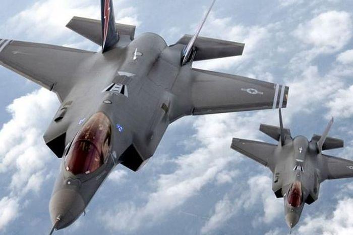 Pesawat Jet Tempur Amerika