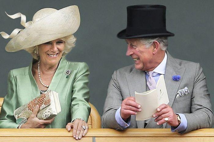Ini Gelar yang Didapat Camilla Saat Pangeran Charles Menjadi Raja